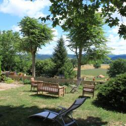 Jardin Maison forte de Flageac