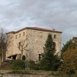 maison forte de Flageac